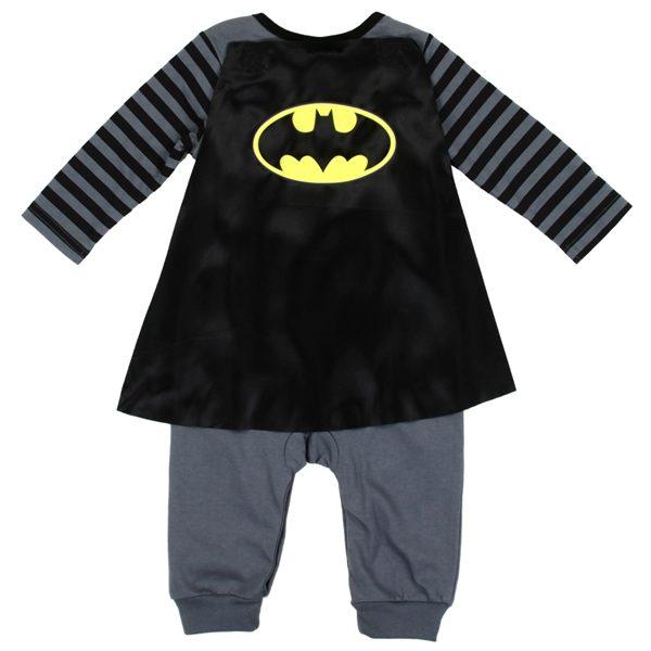Pyjama avec cape batman