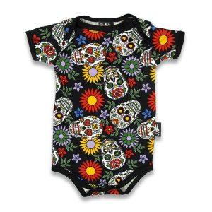 Body Suga Skulls pour bébé