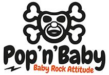 Vêtement rock et rock attitude pour bébé