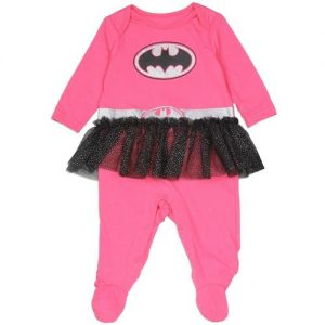 Pyjama batgirl pour bébé