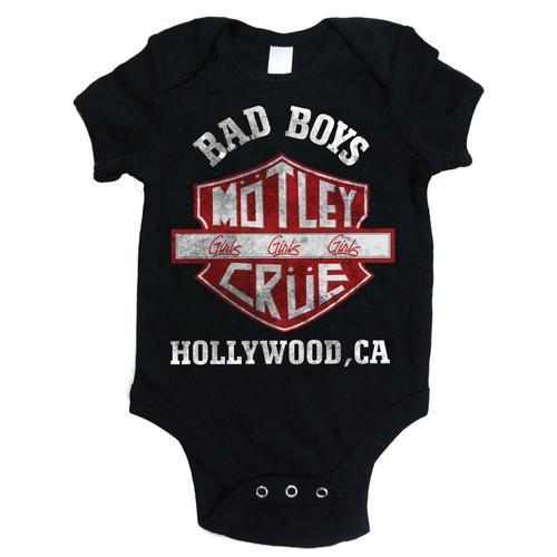 Body Mötley Crüe