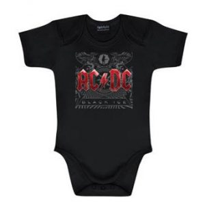 Body black ice AC/DC