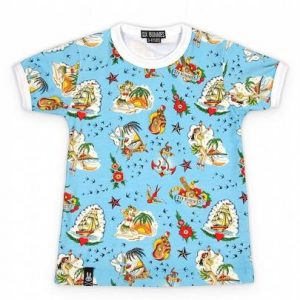 T-shirt 6 bunnies enfant