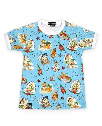 T-shirt 6 bunnies enfant