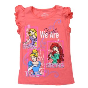 T-shirt Disney Princesses