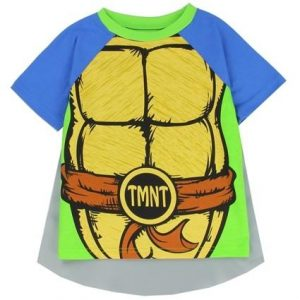 Tee-shirt cape Tortue Ninja