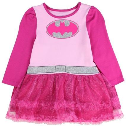 Robe Batgirl bébé