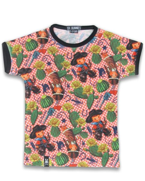 T-shirt far west enfant