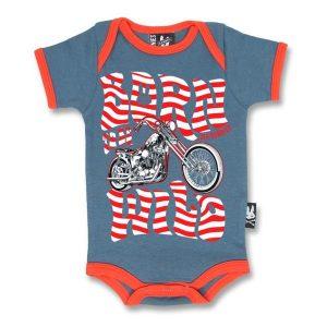 Body Born To be Wild pour bébé