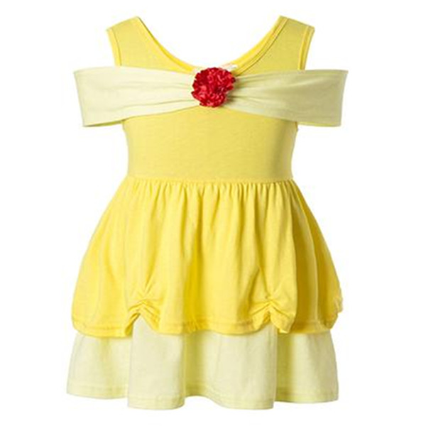 Robe enfant Disneybound Belle