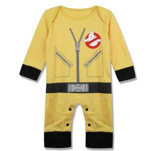 Combinaison Ghostbusters bébé