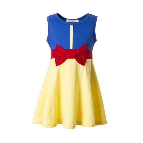 Robe Disney Bound inspiration Blanche Neige