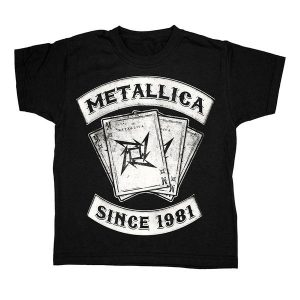 Tshirt Metallica Dealer Enfant