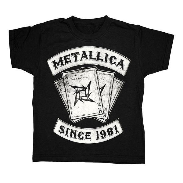 Tshirt Metallica Dealer Enfant