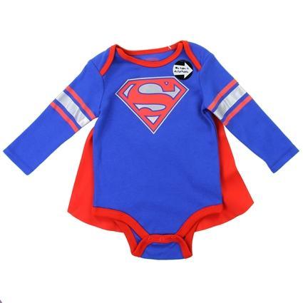 Body cape Superman