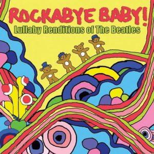 CD berceuses Beatles pour bébé