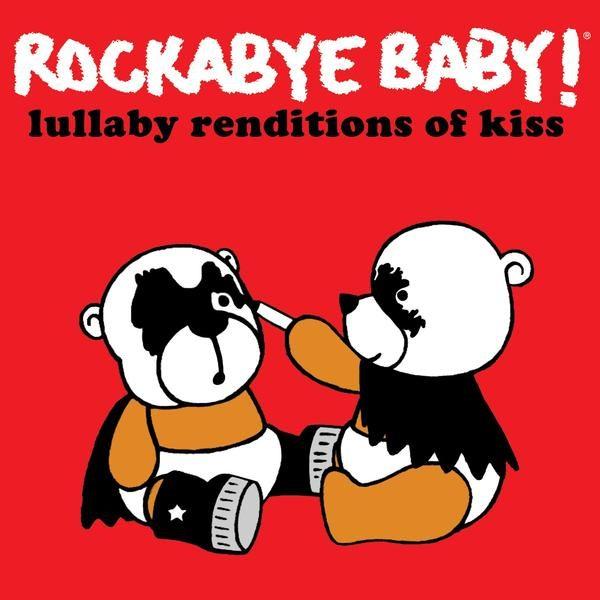 CD berceuses KISS