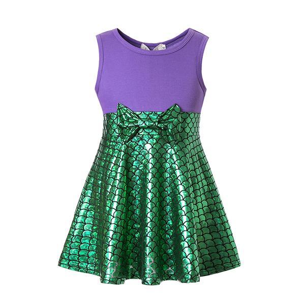 Un robe inspirée d'Ariel