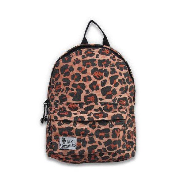 Sac à dos léopard enfant