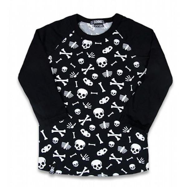 tee-shirt skulls