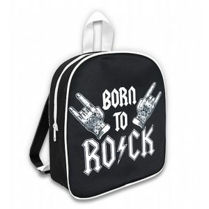 sac à dos born to rock