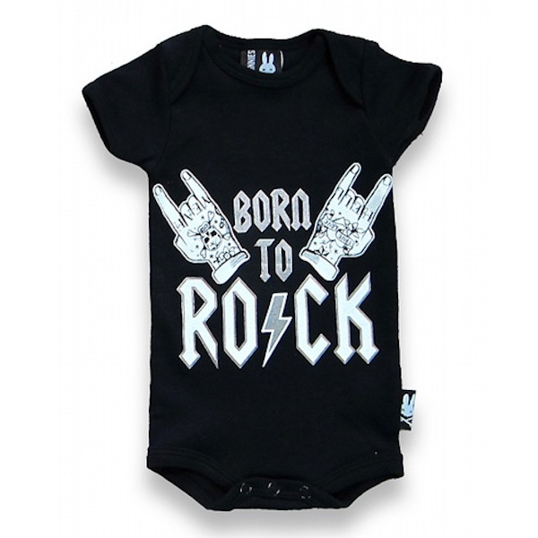 Body born to rock