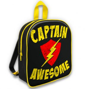 "Sac à Dos ""Captain Awesome"""