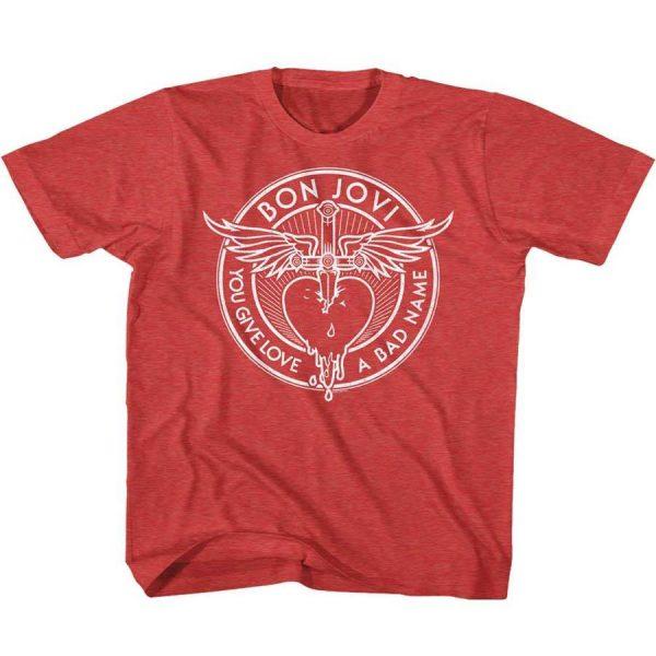 Tee-shirt enfant Bon Jovi