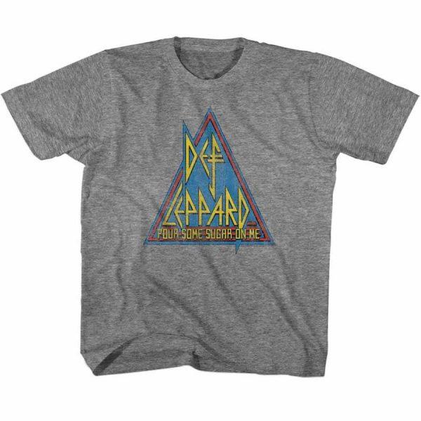 Tee-shirt enfant Def Leppard