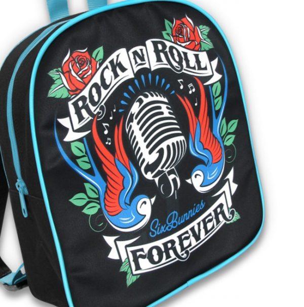 sac rock'n roll pour bébé