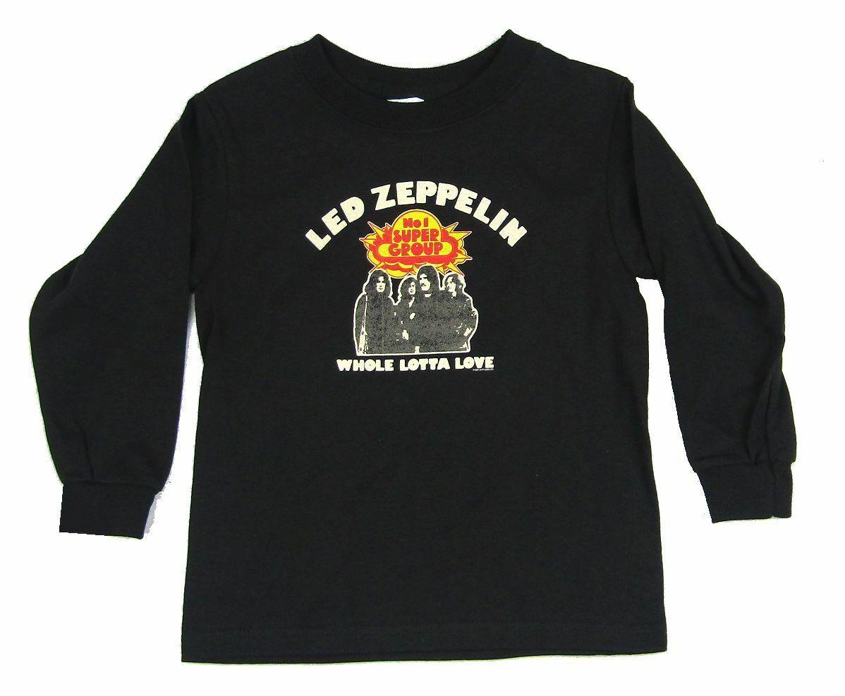 Tee-shirt Led Zeppelin enfant