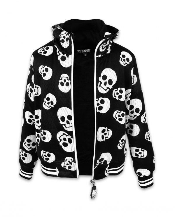 manteau skull enfant