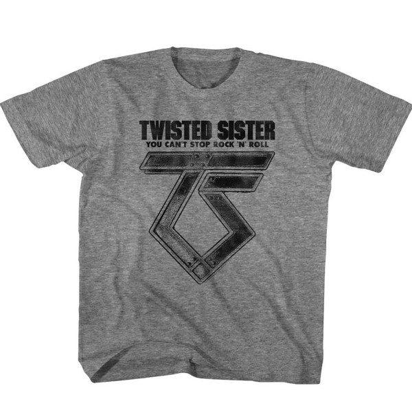 tshirt twisted sisters enfant