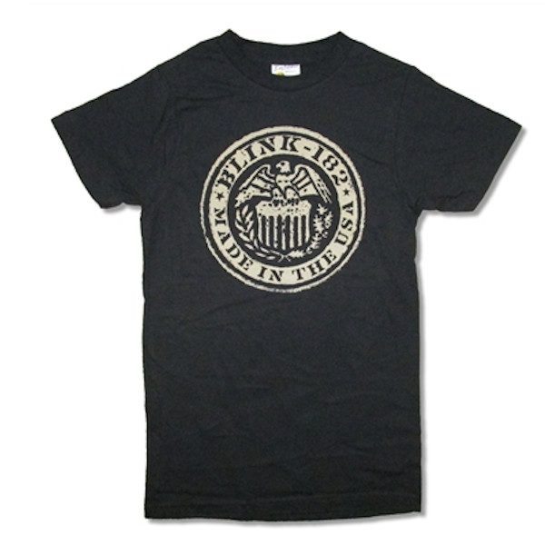 Tee-shirt Blink 182 enfant