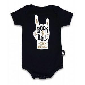 Body Rock'n roll bébé