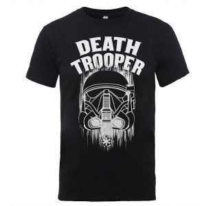 Tee-shirt death trooper enfant
