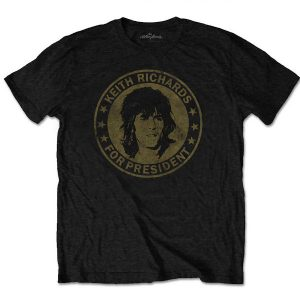 T-shirt Keith Richards