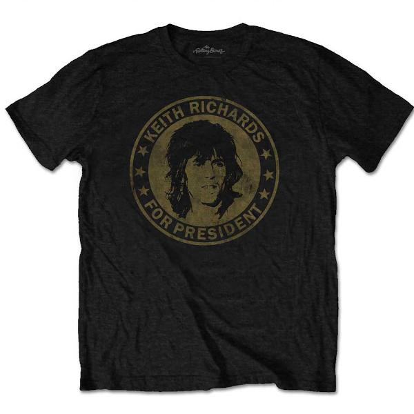 T-shirt Keith Richards