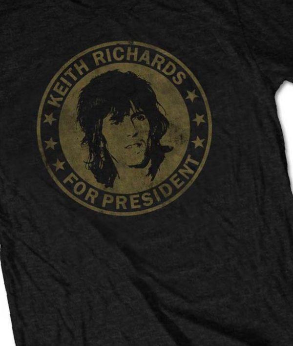 tshirt Keith Richards