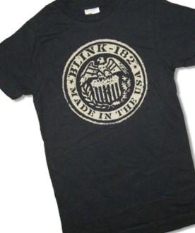T-shirt Blink 182 enfant