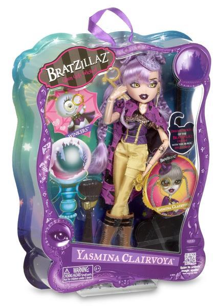 Bratzillaz Witch - Yasmina Clairvoya
