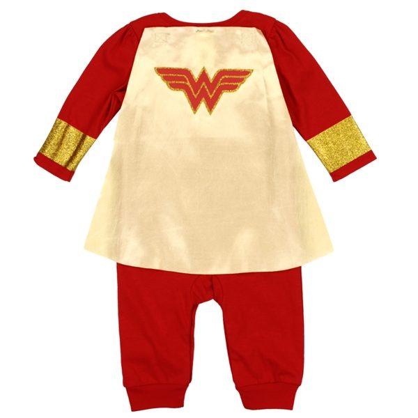 Pyajama bébé WW avec cape