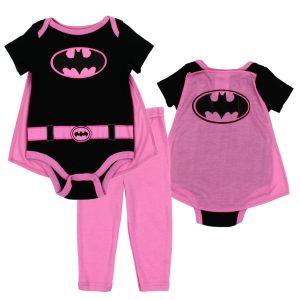 Ensemble bébé 2 pc Batgirl