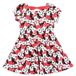 Robe minnie enfant