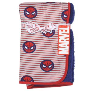 Couverture bébé Spiderman