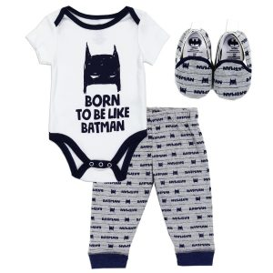 Ensemble 3 pc Batman