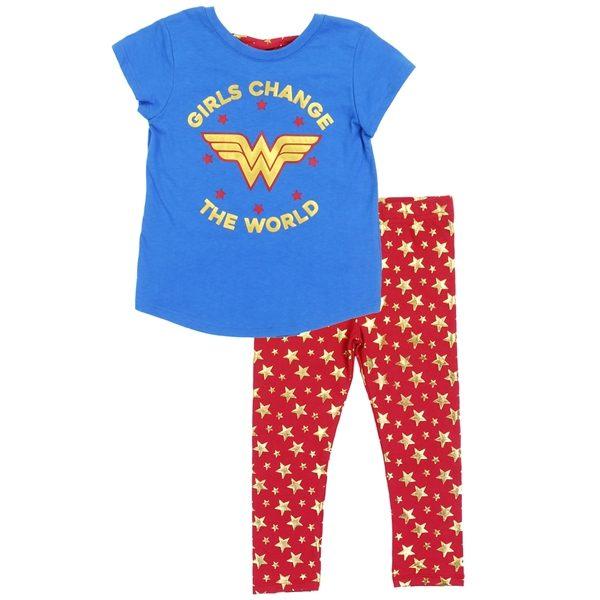 Ensemble Wonder Woman