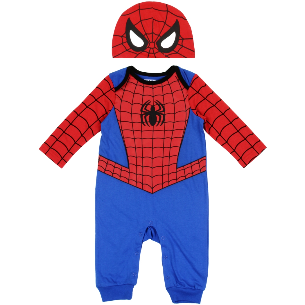 Pyjama bébé spiderman