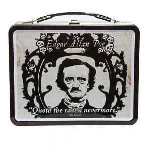 Lunchbox edgar allan Poe