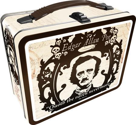 Lunchbox edgar A. poe